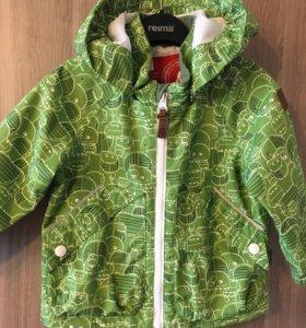Куртка ветровка reima