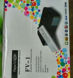 ТВ box flexiVIEW FV-1