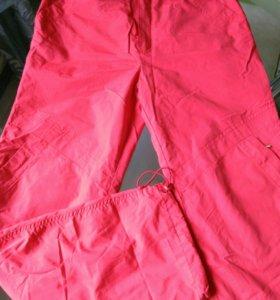 Костюм демисезонный болоневый штаны и куртка.