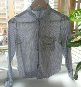 Рубашка из бершки
