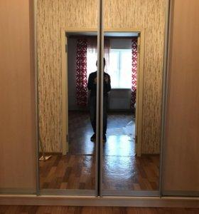 Шкаф-купе 4-х дверный