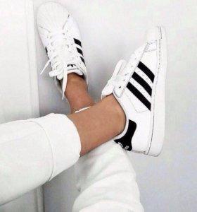 Adidas superstar 💜
