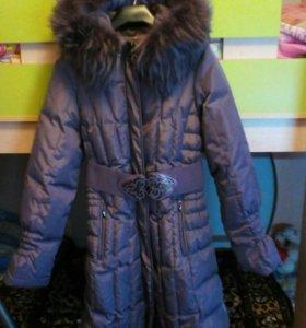 Пальто зима 46 р-р
