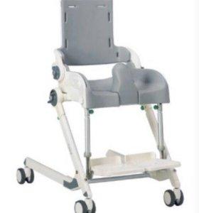 Мобильный стул для туалета и ванны flamingo (р 3)