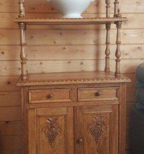 Реставрация деревянной мебели, предметов интерьера