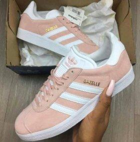 Adidas gazelle💜