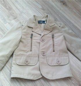 пиджак polo р.92