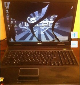 Ноутбук acer extensa 7230