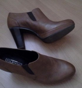 Ботильоны ботиночки 37.5 новые