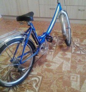 Велосипед городской складной Forward Valencia 2.0