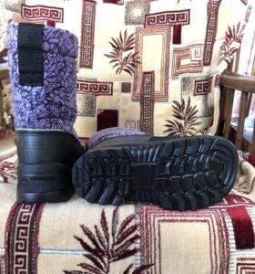 Продам сапоги Kuoma (осень-зима) размер -28