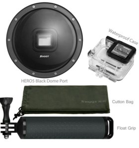 Купол Shoot для GoPro Hero 5 Black Edition