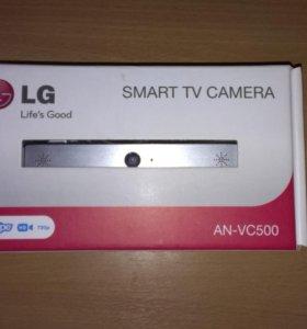 камера с встроенными микрофонами LG AN-VC500