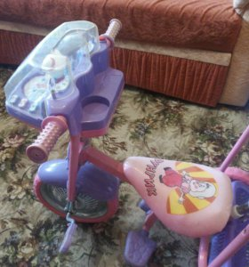 Велосипед для маленьких
