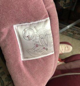 Детское автомобильное кресло Storchenmuhle Ipai
