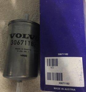 Новый оригинальный топливный фильтр volvo 850