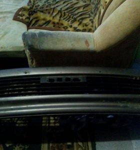 Бампер передний на басик аквариум 30 й кузов