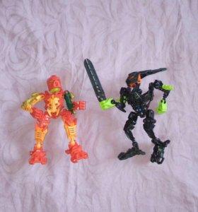 Лего роботы бионикл