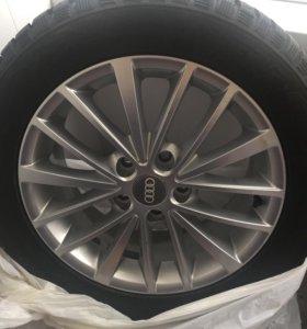 Зимняя резина с дисками Toyo для Audi A3 реплика