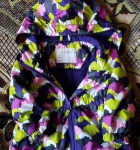 Детская куртка на осень-весна