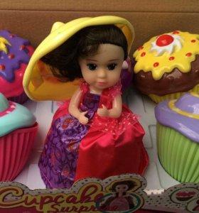 Кукла кекс