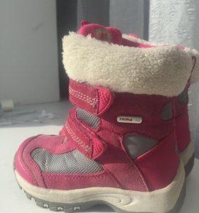 Зимние ботинки(Сапожки)Reima Reimatec Boots. Торг.