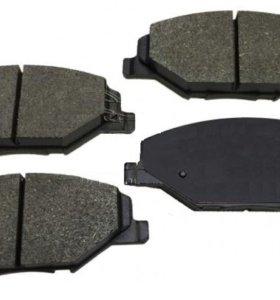 Колодки тормозные передние VAG 6RU698151A