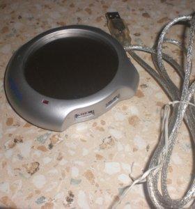 USB Хаб + подогрев