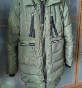 Молодежная куртка пальто