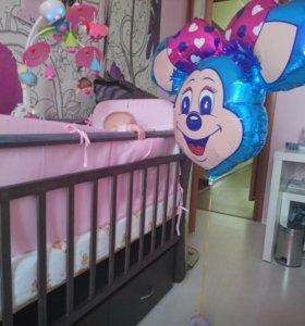 Мобиль детский Tiny Love Princess бумбокс