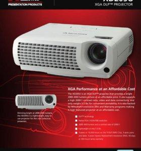 Видеопроектор Mitsubishi XD205U