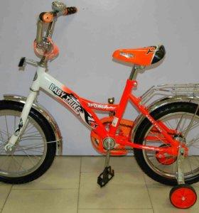 """Велосипед 16""""Детский велосипед"""