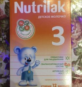 Смесь Nutrilak 3