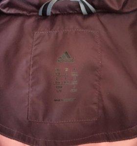 Продам пуховик ( adidas) р- 48( L)
