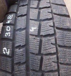Шины Япония Dunlop 205/60 R16 износ 5%