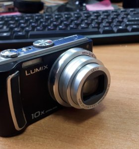 Фотик Panasonik Lumix DMC-TZ5