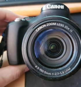 Фотоаппарат Canon sx40HS PowerShot
