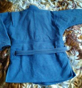 Самбовка куртка для Самбо