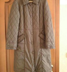 Демисезонное пальто Savage