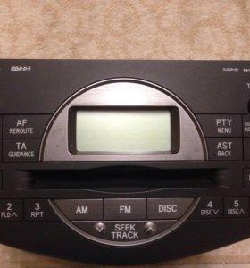 Штатная магнитола Toyota Rav-4