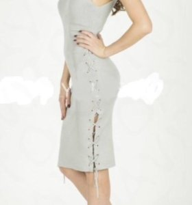 Платье трикотажное (чёрное) НОВОЕ!!!