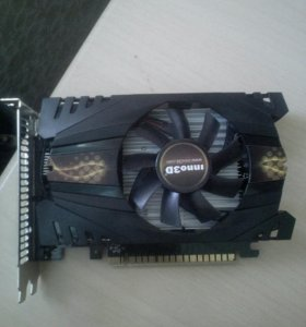 Видеокарта Nvidia gtx750 1gb