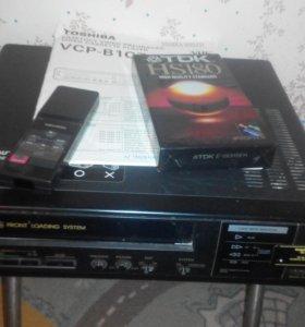 Видеомагнитофон Toshiba vcp-b1cz