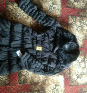 Новая длинная куртка (зима)