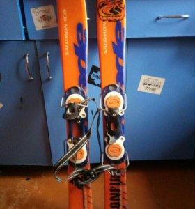 Сноублейды, лыжи, зима, кататься.