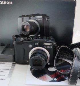 Фотоаппарат Canon PowerShot G7 (Япония)