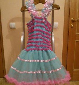 Платье безразмерное.