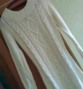 Вязанное платье Love Repubic