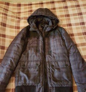 Куртка зима 44-46размер.