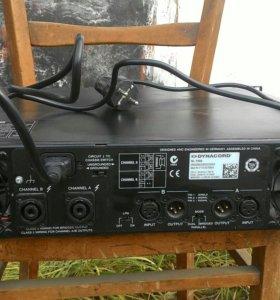 Усилитель концертный Dynacord SL 1200
